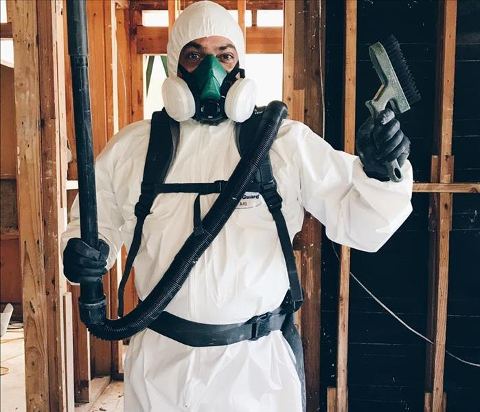 Mold Remediation in Deridder, LA