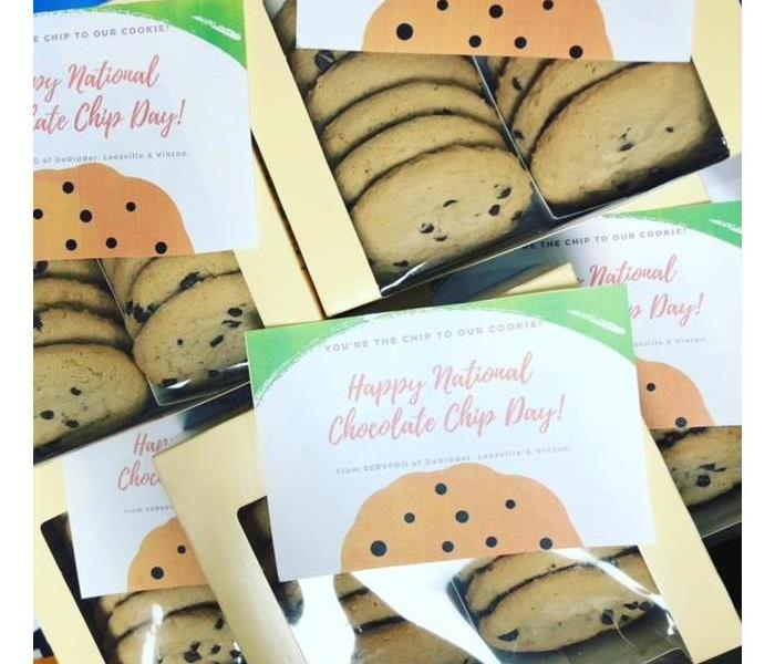 Commercial National Chocolate Chip Day!