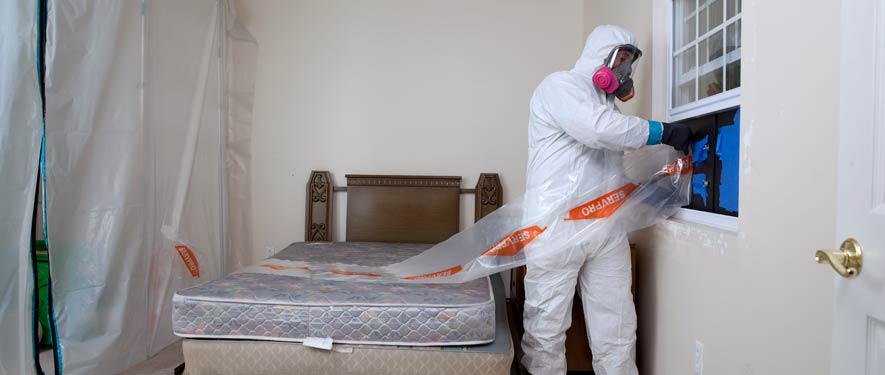 Deridder, LA biohazard cleaning