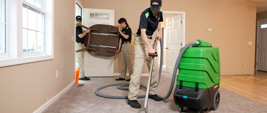 Deridder, LA residential restoration cleaning